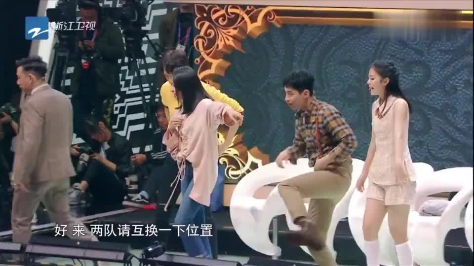 刘宪华爆笑表演葫芦娃,黄磊居然能猜到