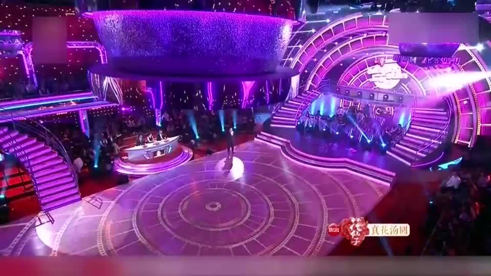 与星共舞:刘羽琦跳快步舞,情绪却完全不在状态,刘真一语中的!