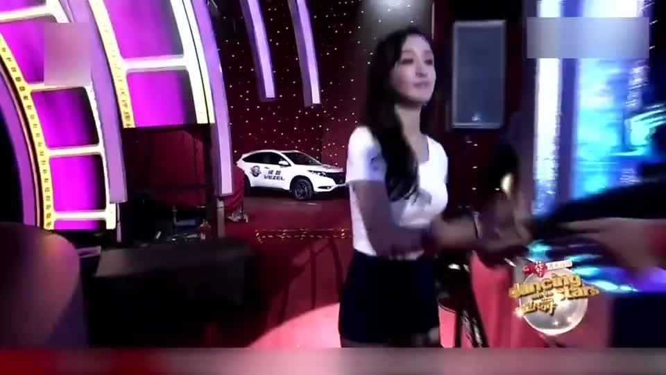 与星共舞:刘羽琦饱受争议,还现场喊话姜潮,让他为自己正名!