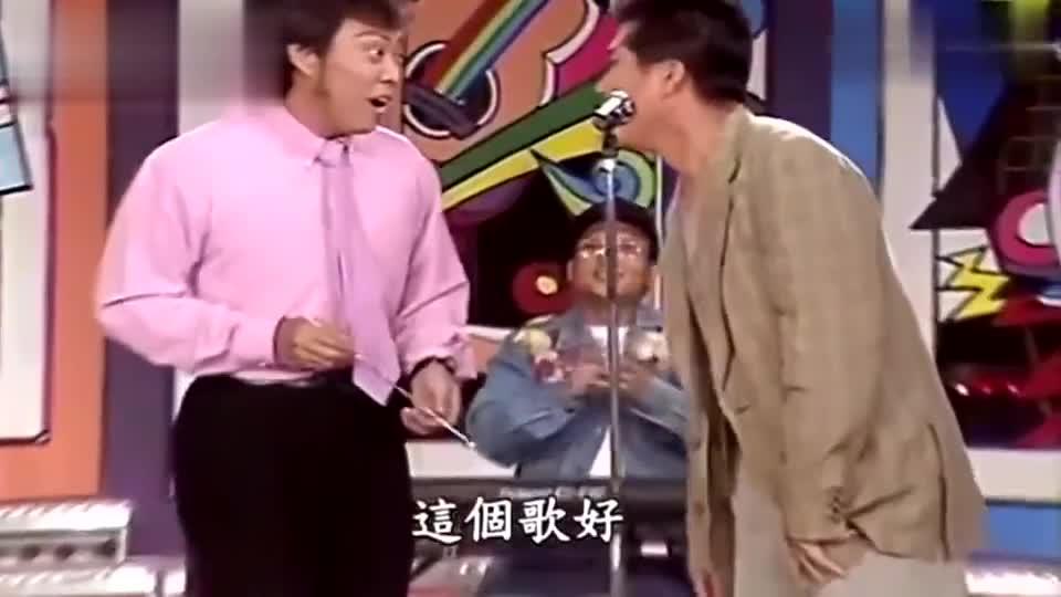 张菲胡瓜互相拌嘴,胡瓜嘲讽张菲没拿过金钟奖,张菲气的让他走