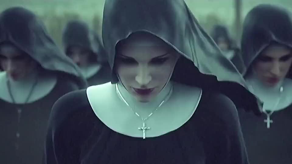 电影级游戏,就连修女都A爆了!