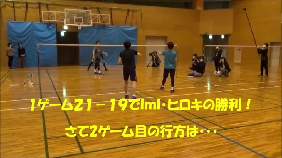 速度、技术、战术一流,日本女双福岛由纪广田彩花完胜男双高手