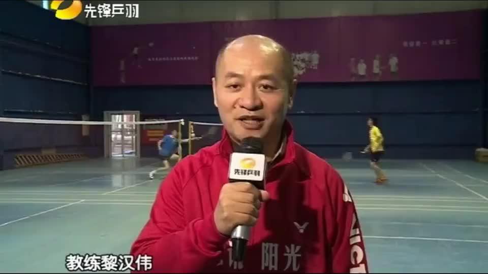 羽毛球贺岁杯教学:网前反手放网技巧、推后场技巧转换,很实用!