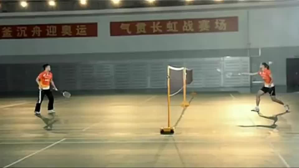 羽毛球世界冠军王仪涵:教你网前放网技巧,李永波教练总结要领!
