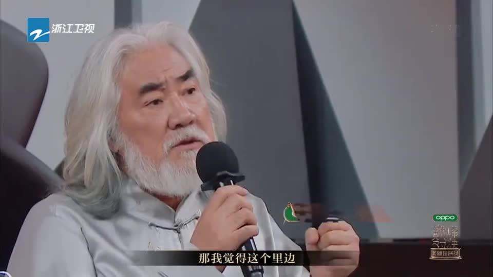 """张纪中大赞惠英红演技有""""质的飞跃""""费启鸣表现让人始料不及!"""