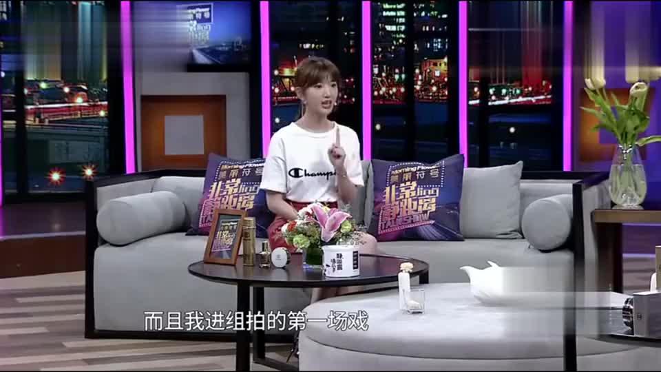 毛晓彤首次与蔡少芬合作却因语言障碍囧事不断,现场爆料拍戏趣事