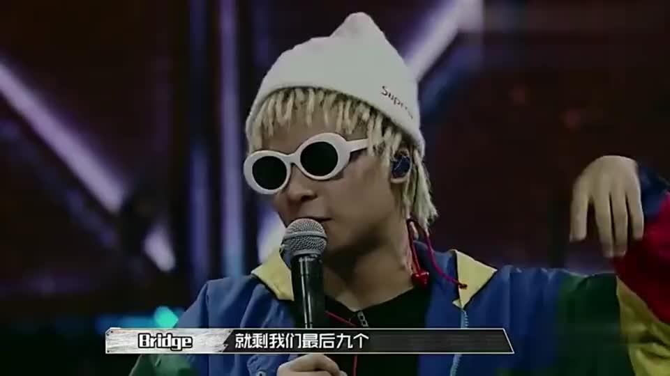 中国有嘻哈:在GAI的心里,bridge永远是最好的