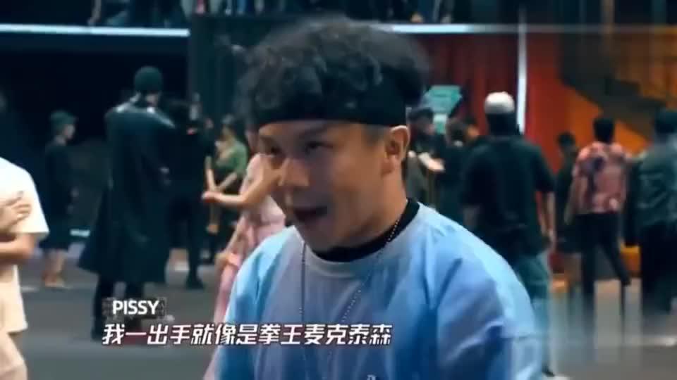 中国有嘻哈:活死人小李,高超技术流Rap拿下GAI爷金项链