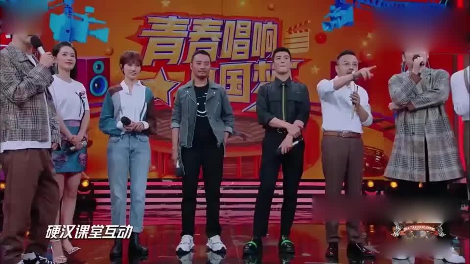 天天向上:王一博搭档杜江飙演技,演技太赞了