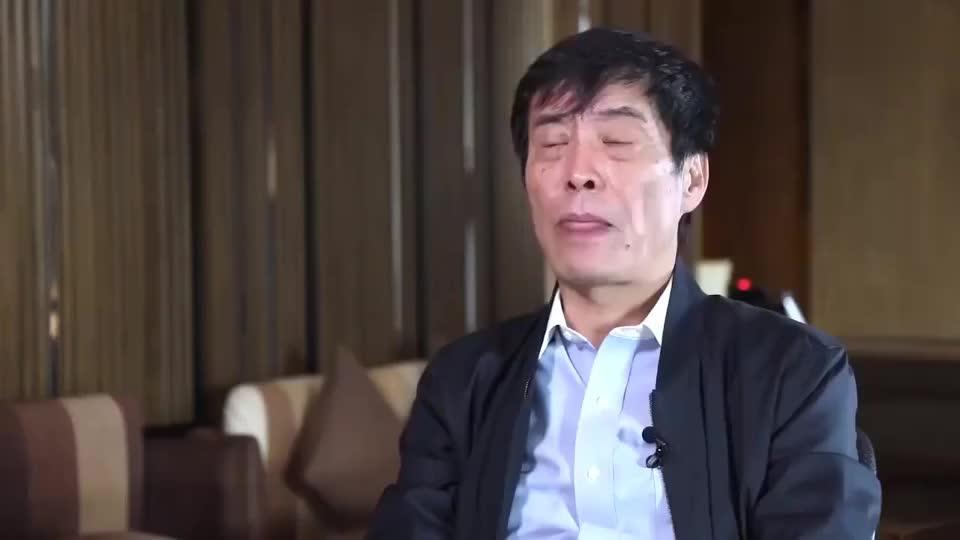 陈戌源谈裁判哽咽了:中国足球发展不好 挨骂天经地义