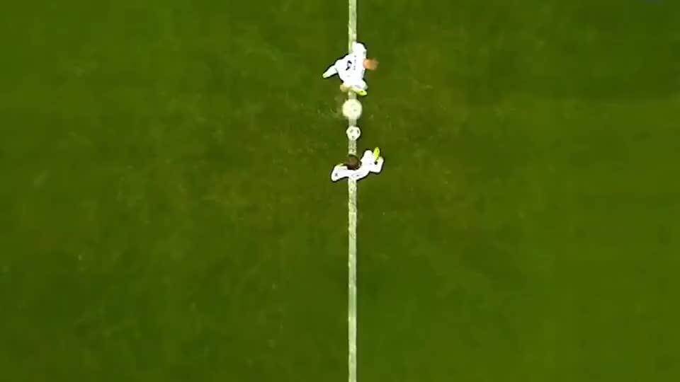 欧冠经典:皇马客场4比0大胜拜仁,C罗拉莫斯征服安联球场