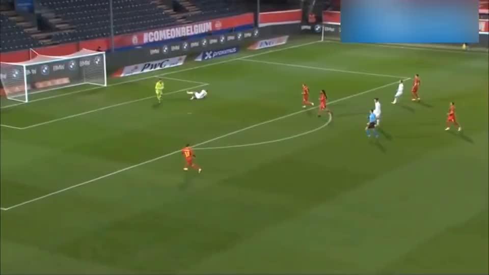 欧国联:比利时4-2丹麦 比赛集锦!