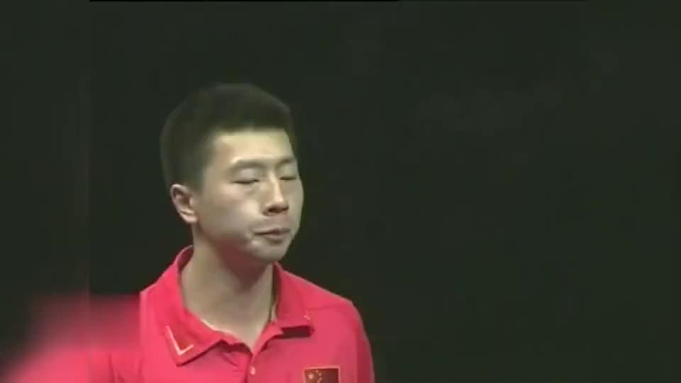 国乒经典:巅峰张继科对战马龙,一场事关国乒一哥的巅峰对决