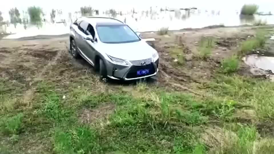 五十万买个丰田霸道它不香吗这车越野能力太弱了!