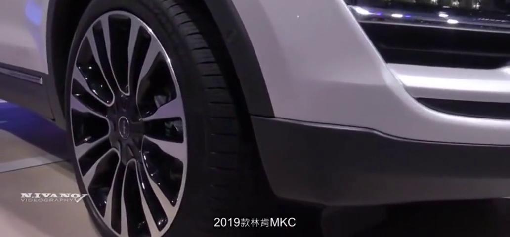 视频:全新林肯MKC惊艳亮相,古典奢华决定要与奔驰一决高下!