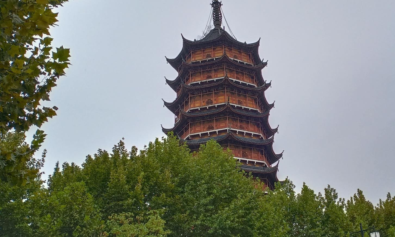 苏州的北寺塔