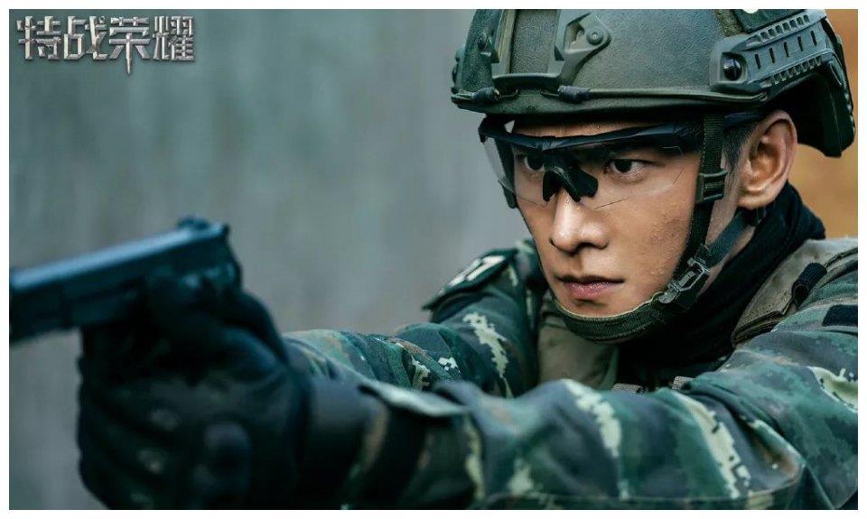 《特战荣耀》新片花,杨洋演绎精英新兵,李一桐军装造型超美