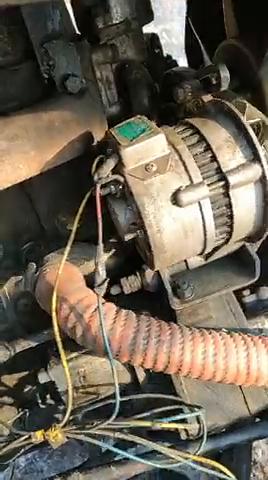 新车不发电,修理厂说要换发电机,我偏偏把它给修好了!
