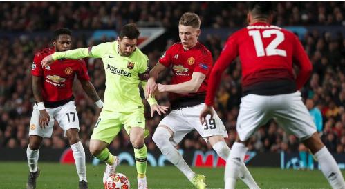最强帮手回归!梅西苏牙不愁欧冠被曼联淘汰 有他在赢球就是稳