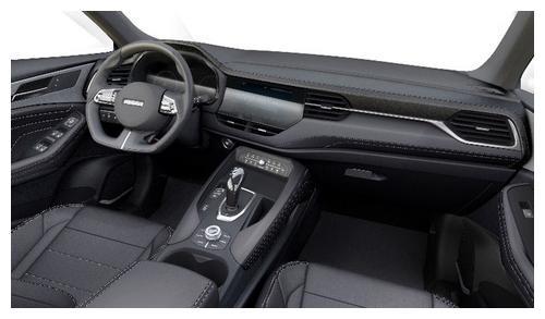 国产最美轿跑SUV,我的爱车,灰色哈弗F7x
