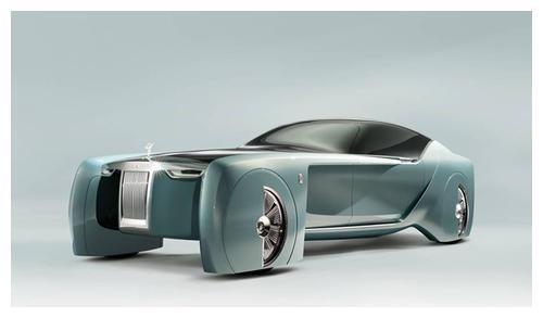超豪华电动即将到来,劳斯莱斯预开发纯电动车型