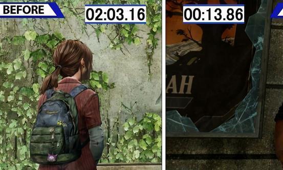 《最后生还者》重制版更新 加载速度大幅提升近8倍