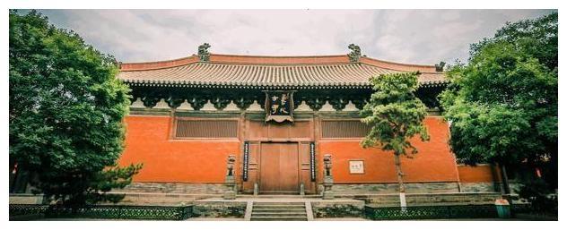 """山西大同的这座寺院,被称为中国""""现存最大、最完整""""的辽金寺院"""
