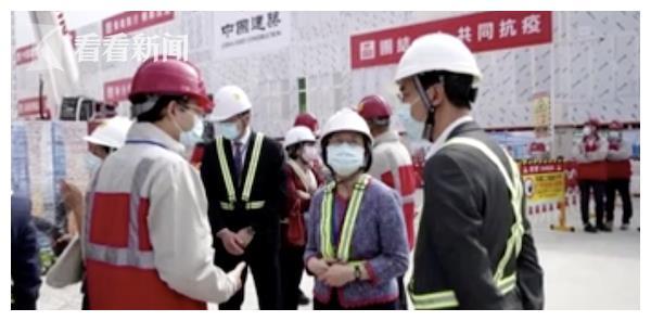香港亚博馆临时医院封顶 计划明年1月启用