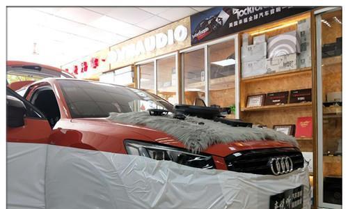 昆山汽车音响改装,奥迪Q 2 L汽车音响升级