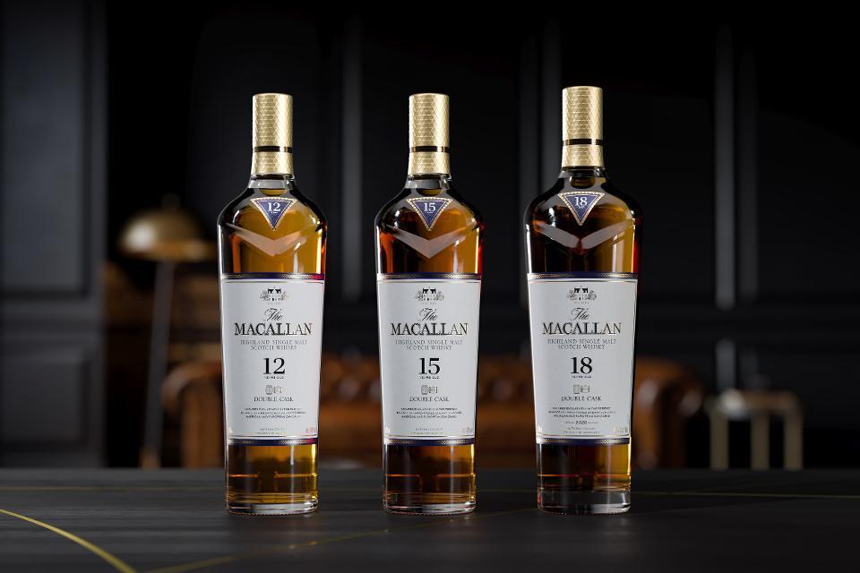 又有新品!麦卡伦推出两款双桶威士忌