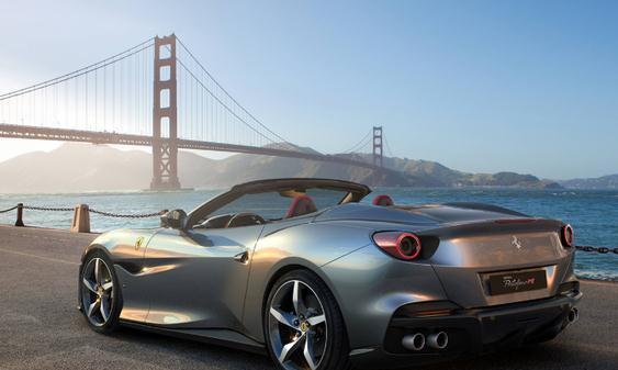法拉利PortofinoM正式发布配3.9T+8速变速箱