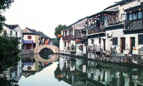 """中国最""""真实""""的古镇,被誉为明清建筑博物馆,还是世界文化遗产"""