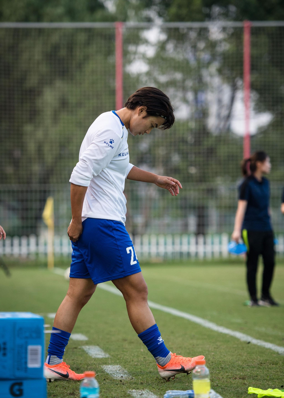 足球——王霜回归女足超级联赛首秀(2)