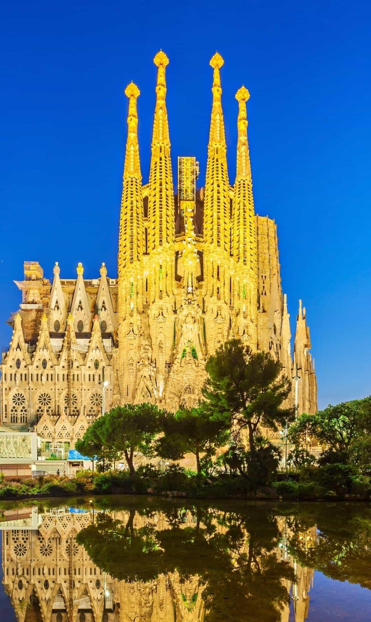 世界著名建筑风格大赏