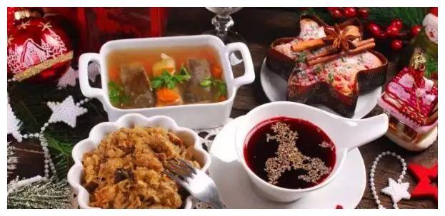 关于波兰圣诞节的12道传统美味风味