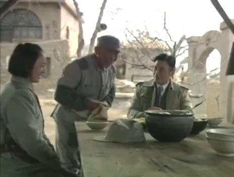 风筝:延安的生活太艰苦,粗茶淡饭,郑耀先却是吃的津津有味