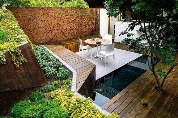 """15个""""庭院花园""""设计案例,用花草植物来打造你的惬意生活!"""