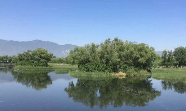 北京一公园美景可媲美香山,风景优美景点丰富,门票免费深得人心