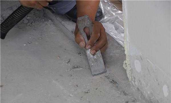 号外号外!天格地板带您了解不使用平压条的地板铺装流程