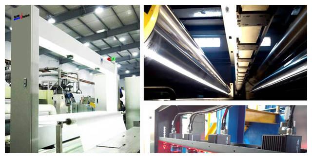 熔喷无纺布在线污点检测系统基于机器视觉技术检测产品表面质量