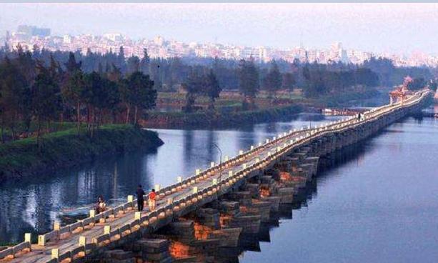 中国古桥:一座桥,一部史