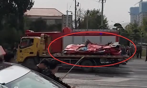 山东发生一起事故,位于济南市历城区,场面让人揪心