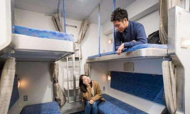 """为什么火车卧铺都是""""男女混住"""",没有安全隐患吗?看完你就懂了"""