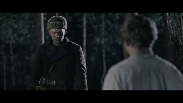 雾林寒战:男子正要开枪杀他,不料冲出程咬金,男子保一命