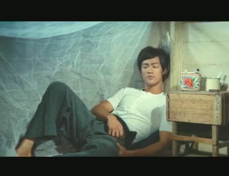 李小龙主演的经典影片 苗可秀的客串令人难忘
