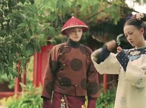 延禧攻略:魏璎珞气愤填膺,她高贵妃才过了多久又过得风生水起