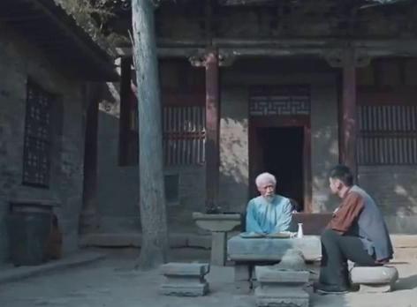 兆鹏告诉朱先生真相,鹿兆海不是倭寇所杀,朱先生怎么也不信