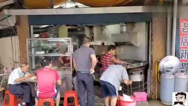 台北无名小店,便当超便宜,100台币,鱼肉菜汤全都有,良心商家