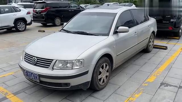 视频:03年大众帕萨特北京车个人一手,当年买这车是不是可以在北京买房