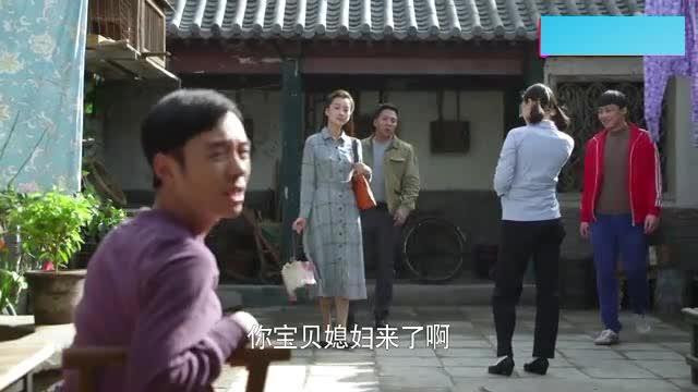 伦理:儿媳终于开口叫了妈,越来越像李家的大儿媳,和和睦睦多好